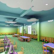 幼儿园精致室内设计