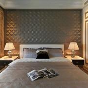 卧室床头液体壁纸