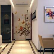 卫生间墙面艺术画