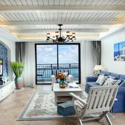 海景房客厅装饰
