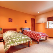 卧室双人床展示