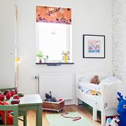 儿童房清新时尚装潢