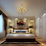 现代简约的卧室