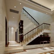 奢华的家居楼梯
