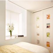 温暖宜家的卧室