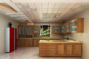 厨房铝扣板吊顶