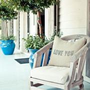露台沙发摆放欣赏