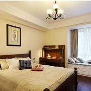 素雅靓丽的卧室