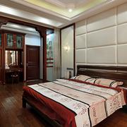 中式风格的卧室