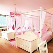 甜美的儿童房