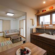 日式典雅的厨房