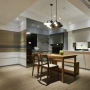 厨房现代隐形门装潢