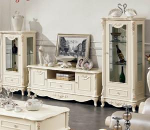 令人心潮澎湃的法式风格自住型商品房红酒柜装修效果图