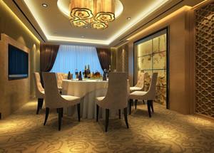 新中式混搭餐厅