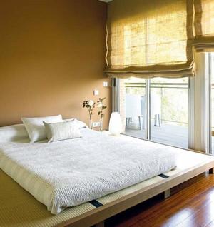 两居室日式现代榻榻米床装修效果图