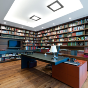 书房大型书柜