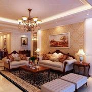 俊秀的家居沙发