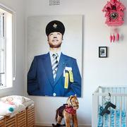 儿童房墙面装饰画