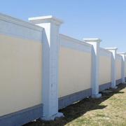 大户型的围墙展示