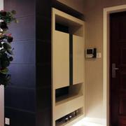 现代化的家居鞋柜
