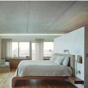 大户型白色卧室