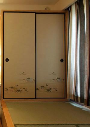 2015典型的日式风格榻榻米卧室装修效果图大全