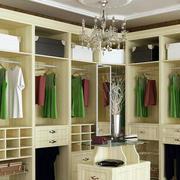 小清新的整体衣柜