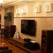 电视墙装饰欣赏