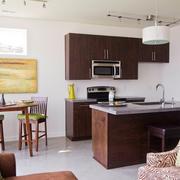 单身公寓小厨房