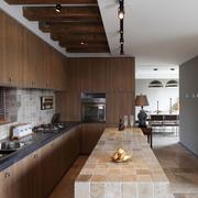 厨房实木橱柜