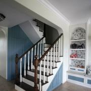 地中海风格的楼梯