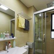 浴室毛巾架展示