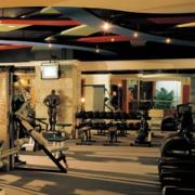 小户型的健身房装潢