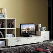 收纳空间适当的电视柜