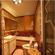 小户型卫生间装潢