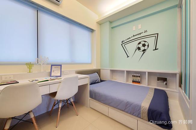 朴素精致的新古典风格儿童房设计装修图片鉴赏