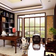 书房中式家具