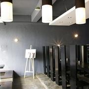 饭店吊灯欣赏设计