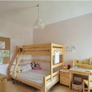 卧室双层床展示