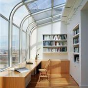 大户型阳光书房设计