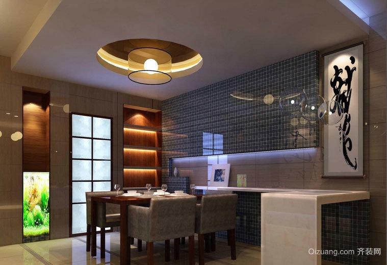 2015高人气的都市客厅墙面装饰装修效果图欣赏