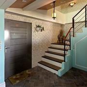 楼梯个性隐形门