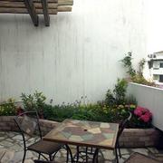 阳台景观布置欣赏