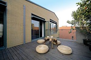 精致的中式风格露台花园设计图片鉴赏