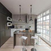 大户型的别墅厨房