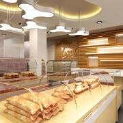 蛋糕店展示柜设计