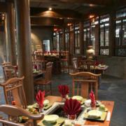 火锅店餐桌椅欣赏