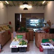 水果店置物架欣赏