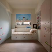 儿童房卡通壁纸欣赏