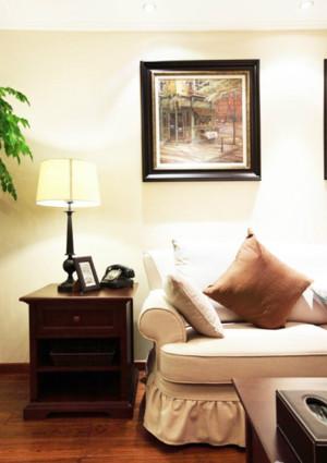 客厅十字绣装饰画装修效果图案大全